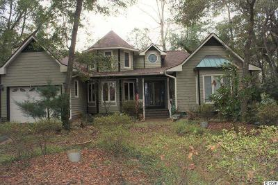 Horry County Single Family Home Active-Pend. Cntgt. On Financi: 891 Old Bridge Rd.
