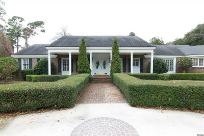 Myrtle Beach Single Family Home For Sale: 501 Poinsett Rd.