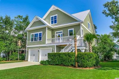 Murrells Inlet Single Family Home For Sale: 116 Summer Wind Loop