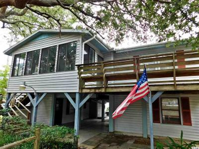Surfside Beach Single Family Home For Sale: 218 16th Ave S