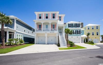 North Myrtle Beach Single Family Home For Sale: 4930 Salt Creek Court