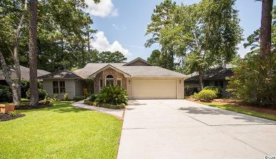 Conway Single Family Home Active-Pend. Contingent Contra: 106 Myrtle Trace Drive