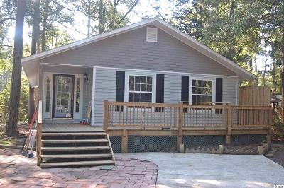 Little River SC Single Family Home For Sale: $165,000