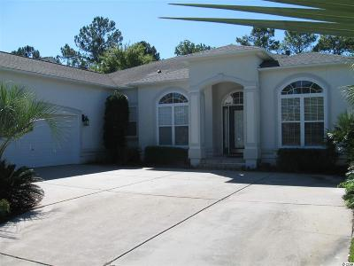 North Myrtle Beach Single Family Home For Sale: 5424 Leatherleaf Drive