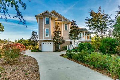 North Myrtle Beach Single Family Home For Sale: 4637 S Island Drive