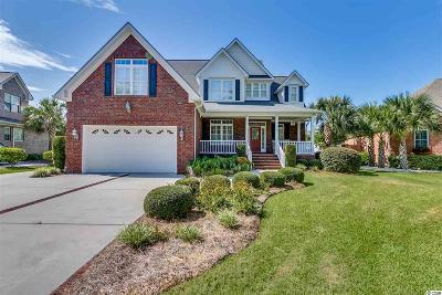 North Myrtle Beach Single Family Home For Sale: 707 Sea Island Way