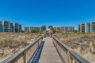 Pawleys Island Condo/Townhouse For Sale: 293 S Dunes Dr #A-11