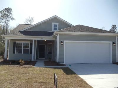 Little River Single Family Home For Sale: 880 Cypress Way
