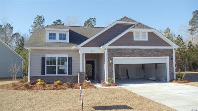 Little River Single Family Home For Sale: 876 Cypress Way
