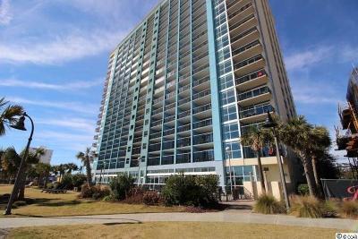 29578 Condo/Townhouse For Sale: 504 N Ocean Boulevard #402