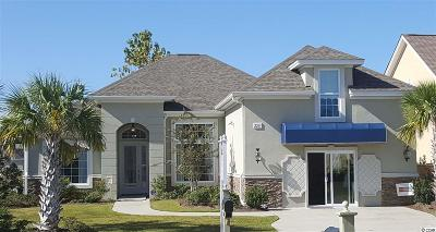 North Myrtle Beach Single Family Home For Sale: 2211 Via Palma Drive