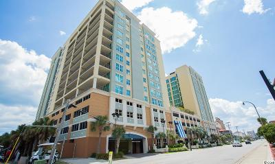 North Myrtle Beach Condo/Townhouse For Sale: 603 S. Ocean Blvd #901