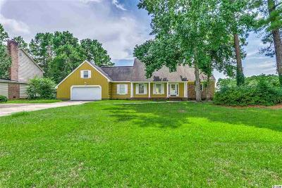 Conway Single Family Home For Sale: 8226 Timber Ridge Rd