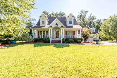 Conway Single Family Home For Sale: 5946 Hunting Swamp Rd