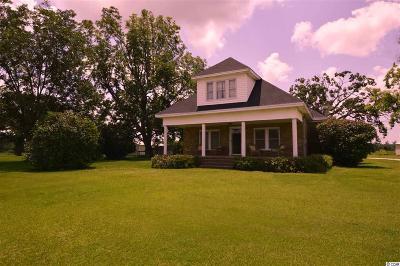 Loris Single Family Home For Sale: 2725 Cobblestone Road