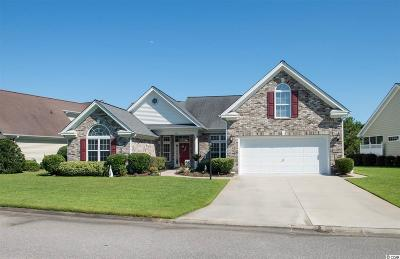 Murrells Inlet Single Family Home For Sale: 870 Castlebridge Drive