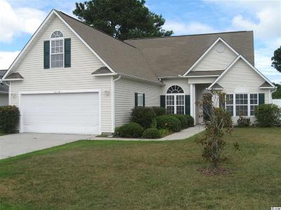 Little River Single Family Home For Sale: 1016 Jocassee Drive.