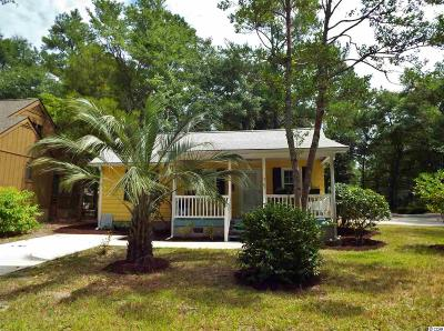 Little River SC Single Family Home Active-Pending Sale - Cash Ter: $139,900