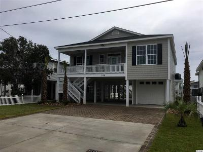 North Myrtle Beach Single Family Home Active-Pend. Cntgt. On Financi: 328 55th Ave. North