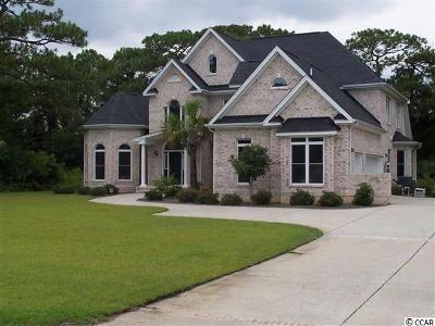 Myrtle Beach Single Family Home For Sale: 9305 Cove Dr.