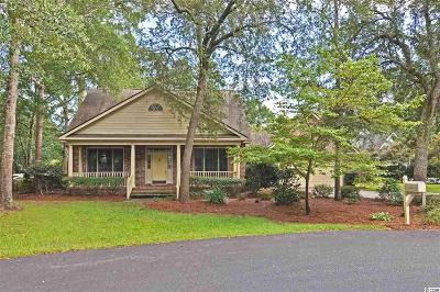 Murrells Inlet Single Family Home For Sale: 4498 Canter Lane