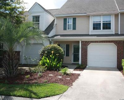 Pawleys Island Condo/Townhouse For Sale: 23 Pond View Drive #23