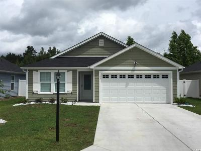 Longs Single Family Home Active-Pend. Cntgt. On Financi: 153 Crown Meadows Drive