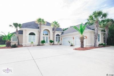 Myrtle Beach Single Family Home For Sale: 117 Ashley River Road