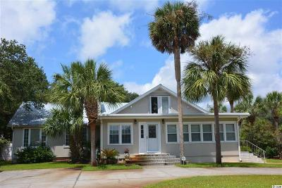 Myrtle Beach Single Family Home For Sale: 6607 N Ocean Blvd.
