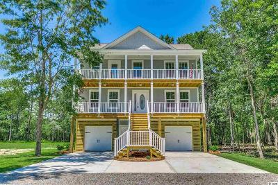 Myrtle Beach Single Family Home For Sale: Tract 5 Bauer Plantation