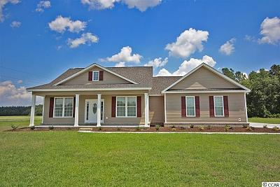 Conway Single Family Home For Sale: Lot 2 Cates Bay Hwy