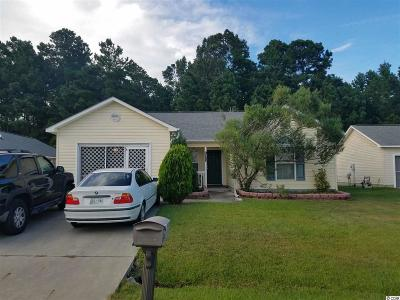 Murrells Inlet Single Family Home For Sale: 9788 Conifer Lane