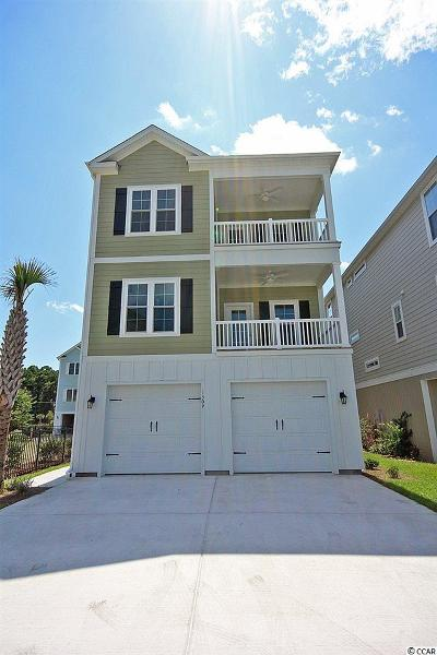 North Myrtle Beach Single Family Home For Sale: 1309 Battery Park Dr.