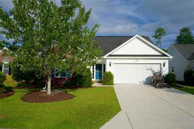 Murrells Inlet Single Family Home For Sale: 3162 Shorecrest Bay Dr