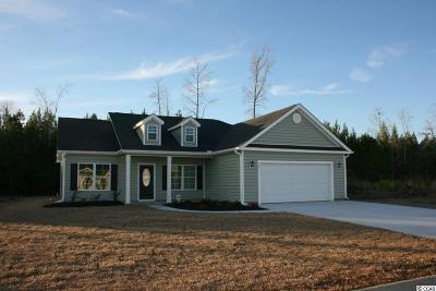Conway Single Family Home For Sale: Tbb Copperwood Loop