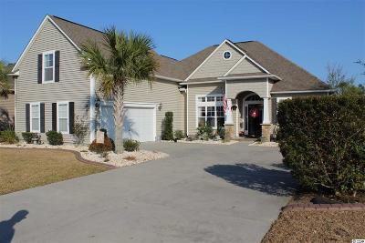 North Myrtle Beach Single Family Home For Sale: 4611 Grovecrest Cir