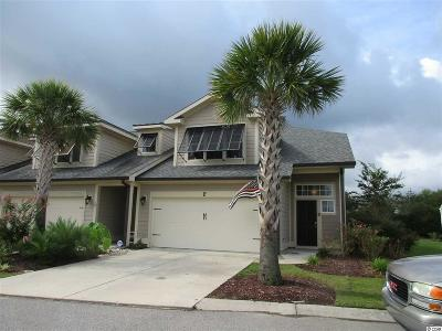 Murrells Inlet Condo/Townhouse For Sale: 126 F Parmelee #F