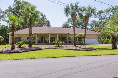 Myrtle Beach Single Family Home For Sale: 4903 Yaupon Circle