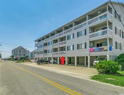 Garden City Beach Condo/Townhouse Active-Pend. Cntgt. On Financi: 1429 N Waccamaw Drive, Unit 204 #204