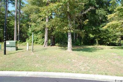 Georgetown County, Horry County Residential Lots & Land For Sale: Lot 82 Fishermans Ct.
