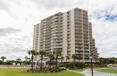 Myrtle Beach Condo/Townhouse For Sale: 101 Ocean Creek Drive #gg-15 #GG-15