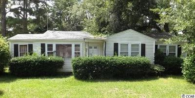 Georgetown Single Family Home Active-Pending Sale - Cash Ter: 415 Dawson St