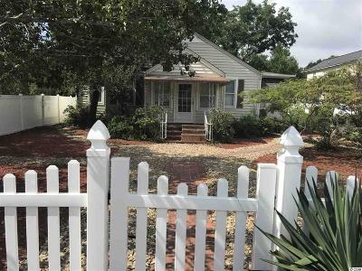Myrtle Beach Single Family Home For Sale: 307 N 4th Ave.