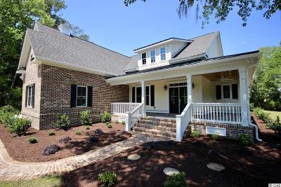 Pawleys Island Single Family Home For Sale: 1 Red Squirrel Lane