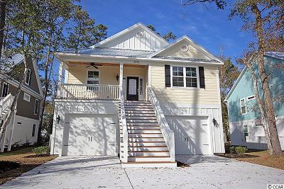 Murrells Inlet Single Family Home For Sale: 3898 Murrells Inlet Rd
