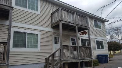 Myrtle Beach Multi Family Home Active-Pend. Cntgt. On Financi: 407 N 4th Ave