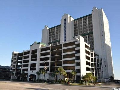 North Myrtle Beach Condo/Townhouse For Sale: 102 N Ocean Blvd #1007