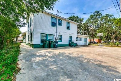 North Myrtle Beach Multi Family Home For Sale: 1802 S Ocean Blvd