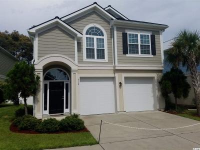 North Myrtle Beach Single Family Home For Sale: 310 7th Ave S