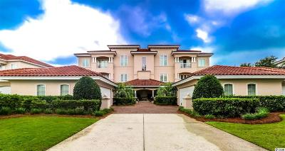 Myrtle Beach Condo/Townhouse For Sale: 8604 San Marcello Dr #5-201